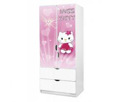 Pinokio Deluxe Miss Kitty 14 šatní skříň