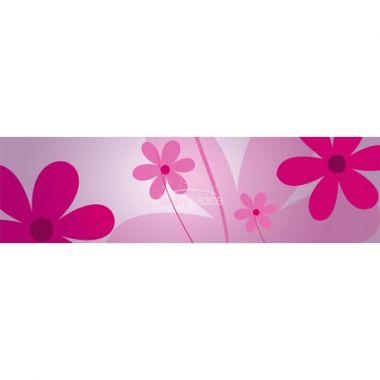 Fototapeta Pinokio Deluxe Růžové květinky 1