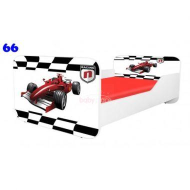 Pinokio Deluxe Square Formule 66 dětská postel