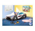 Dětská postel NEW Pinokio Deluxe Závodní auto 13