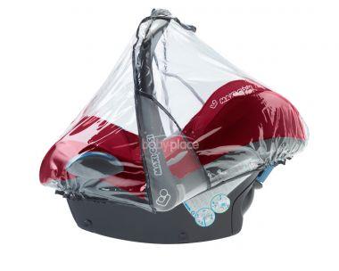Pláštěnka na autosedačky  Maxi-Cosi CabrioFix a Pebble/Plus Citi SPS