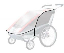 Pláštěnka na dětský vozík Thule Chariot Cougar 2/CX 2