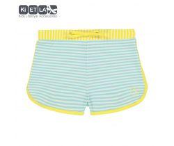 Plavky s UV ochranou Kietla Šortky Green belt