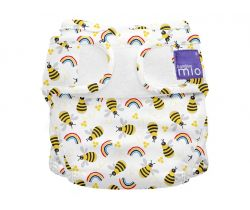 Plenkové kalhotky Bambino Mio Miosoft Honeybee Hive