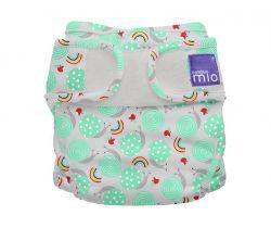 Plenkové kalhotky Bambino Mio Miosoft Snail Surprise