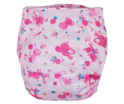 Plenkové kalhotky G-Mini Pink Cats