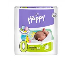 Pleny Bella Baby Happy Before Newborn 0 (0-2 kg) 46 ks
