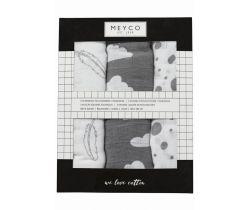 Pleny 120x120 cm 3-balení Meyco