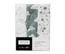 Pleny 70x70 cm 3-balení Meyco