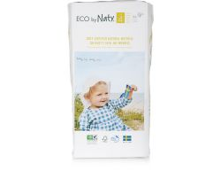 Pleny Naty Nature Babycare Maxi 4 (7-18 kg) 44 ks