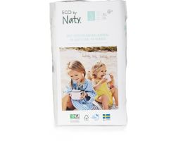 Pleny Naty Nature Babycare Midi 3 (4-9 kg) 31 ks
