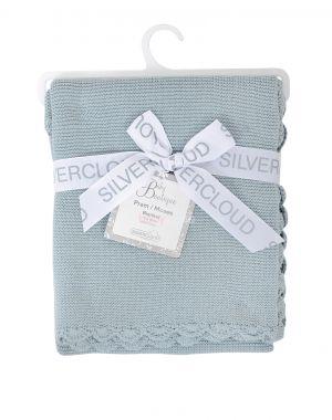 Pletená deka Silvercloud Baby Boutique