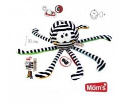 Plyšová hračka Mom´s Care Chobotnička