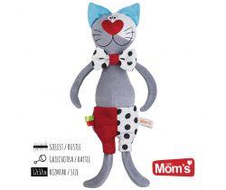 Plyšová hračka Mom´s Care Kočička