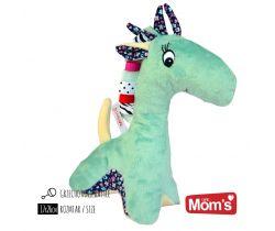 Plyšová hračka Mom´s Care Žirafka