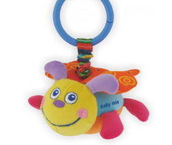 Plyšová hračka s vibrací BabyMix Včelička