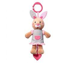 Plyšová hudební hračka BabyOno Bunny Julia