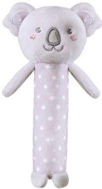 Plyšová pískací hračka BabyOno Koala Jules 17 cm