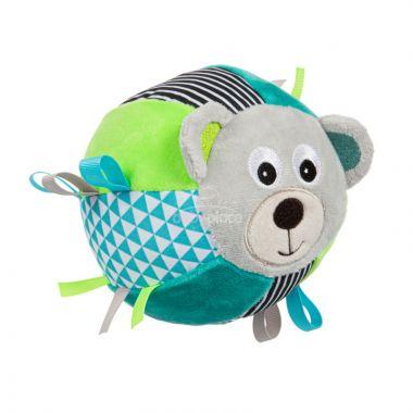 Plyšový senzorický míček Canpol Medvídci