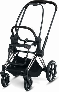 Podvozek Cybex Priam Chrome Black + Seat