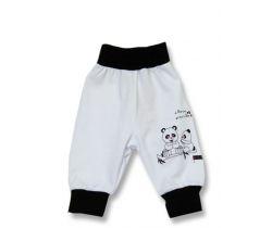 Polodupačky Lafe Panda White/Black