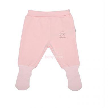 Polodupačky s ponožkama Kitikate Organic Pink