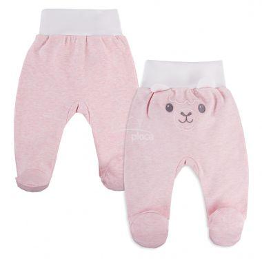 Polodupačky Eevi Baby Love Pink Bear