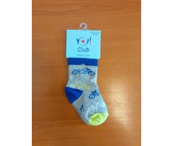 Ponožky Yo Motorky
