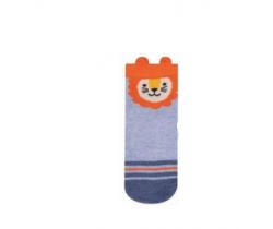 Ponožky Yo uši Lev modrý
