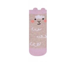 Ponožky Yo uši Zajíček béžový