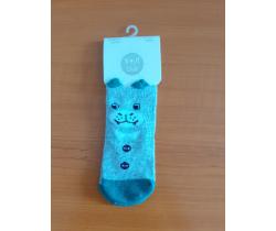 Ponožky Yo uši Hroch šedý