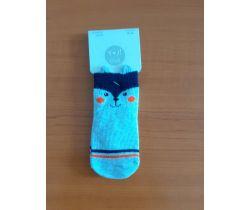 Ponožky Yo uši Ježek šedý