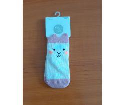 Ponožky Yo uši Zajíček žlutý