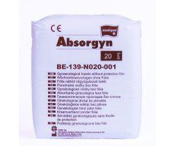 Poporodní gynekologické vložky bez folie 20 ks Bella Absorgyn