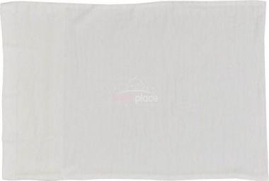 Povlak na polštář 40x25 cm Träumeland Wolke Bílá