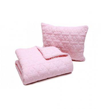 Bavlněné povlečení s výplní Pulp Pink