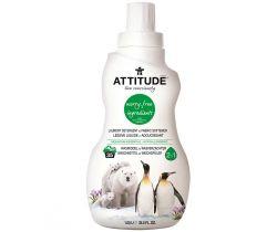 Prací gel a aviváž (2 v 1) Attitude s vůní Mountain Essentials 1050 ml (35 dávek)