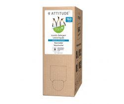 Prací gel Attitude s vůní lučních květin - náhradní kanystr 4 l