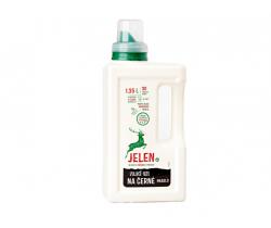 Prací gel na černé prádlo 1,35 l Jelen
