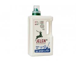 Prací gel na sport a pot 2,7 l Jelen