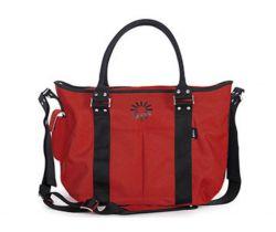 Přebalovací taška Brio Red