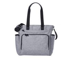 Přebalovací taška Joissy City Grey Melange