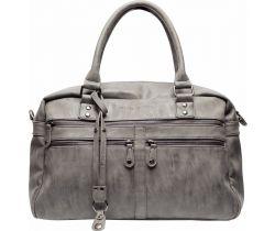 Přebalovací taška Little Company Brussel Antracite