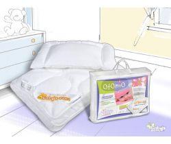 Přikrývka a polštář Baby´s Zone Otonio-Comfort