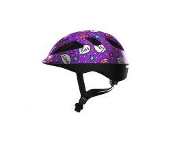 Přilba ABUS Smooty Purple Kisses