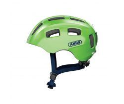 Přilba ABUS Youn-I 2.0 Sparkling Green