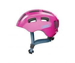 Přilba ABUS Youn-I 2.0 Sparkling Pink