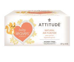 Přírodní čistící osvěžovač vzduchu Attitude Baby leaves s vůní hruškové šťávy 227 g