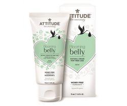 Přírodní krém na unavené nohy ne jen pro těhotné s mátou 75 ml Attitude Blooming Belly