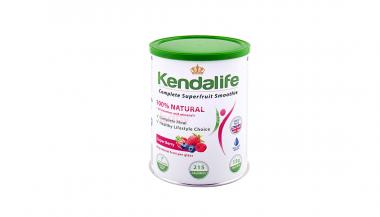 Přírodní proteinový nápoj 450 g Kendalife Lesní ovoce